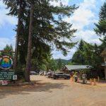 Loon Lake Lodge Entrace