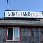 Surf Sand Inn Sign