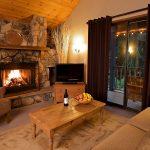 Loft Suite Living Area