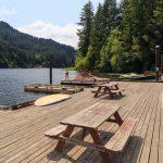 Loon Lake Lodge Docks