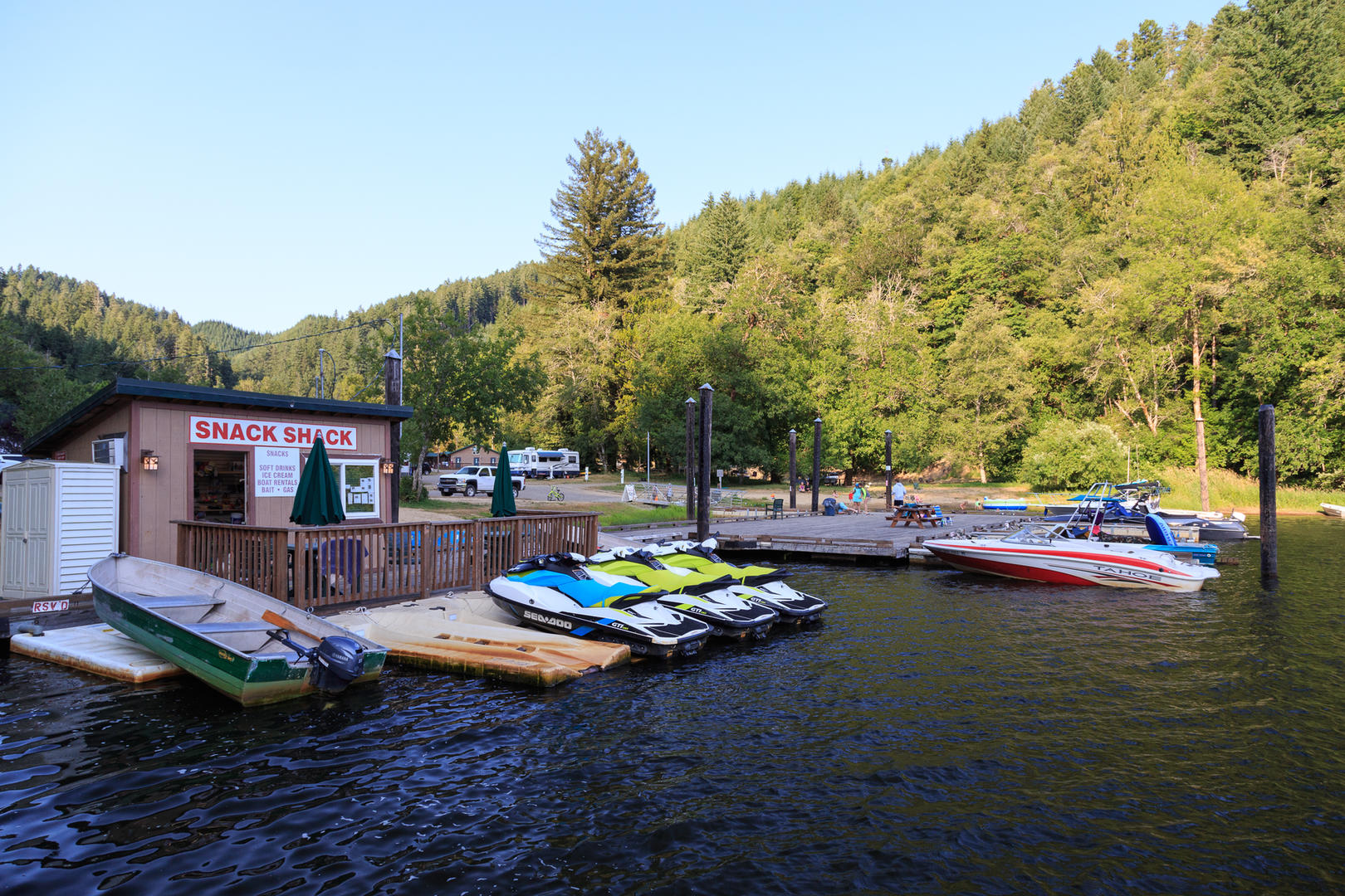 Loon Lake Lodge & RV Park - Crystal Investment Property