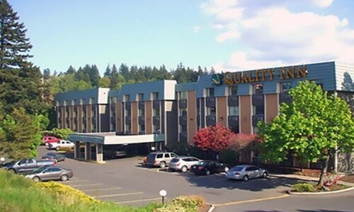 Quality Inn Tigard Oregon
