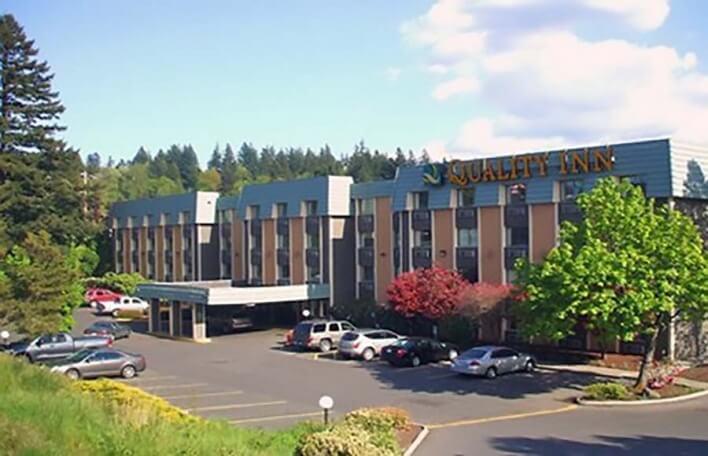 Quality Inn Tigard Oregon