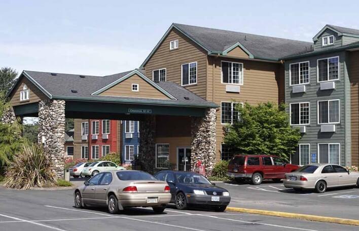 Ashley Inn Lincoln City Oregon