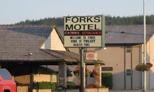 Forks Motel Forks Washington