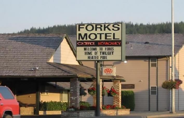 Forks Motel Washington