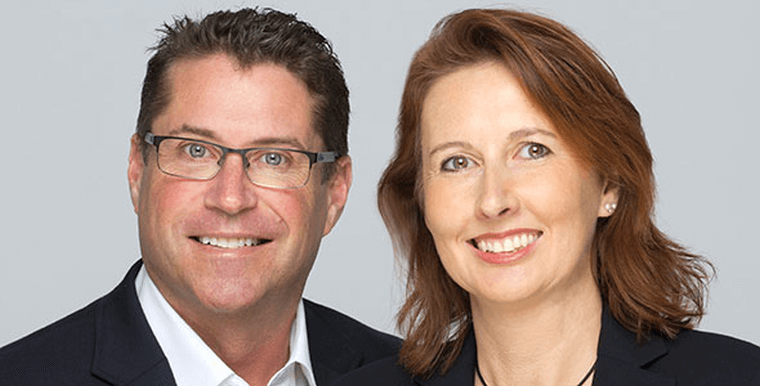 Joseph P Kennedy and Michelle Kennedy Founders of Crystal Investment Property