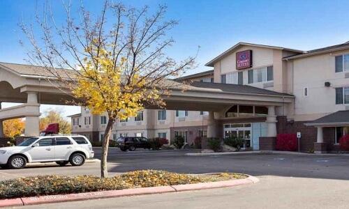 Comfort Suites Boise Airport Boise Idaho