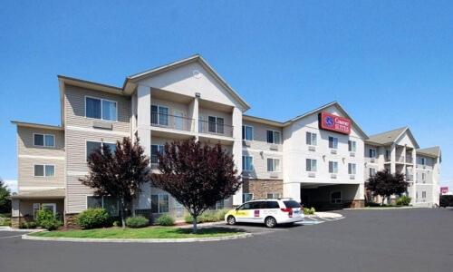 Comfort Suites Redmond Airport Redmond Oregon