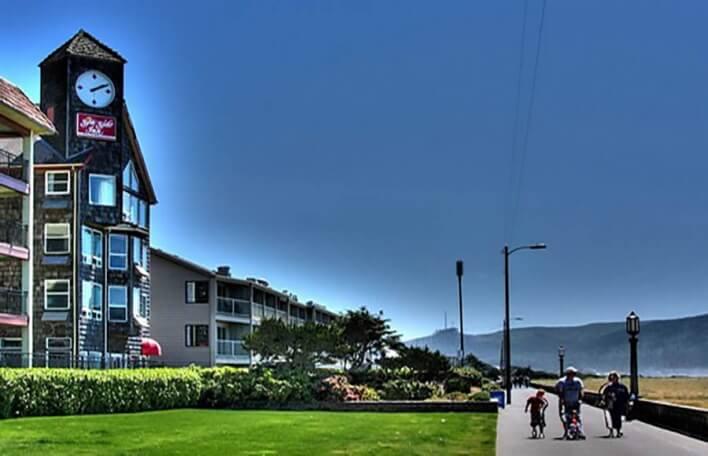Seaside Oceanfront Inn Seaside Oregon
