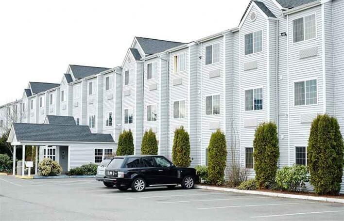 Travel Lodge Auburn Washington