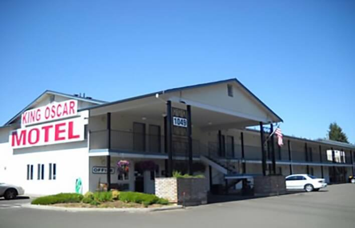 King Oscar Motel Centralia Washington