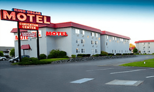 King Oscar Motel and Conference Center Tacoma Washington