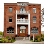SOLD! Historic Balch Hotel, Dufur, OR