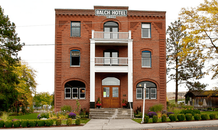 Balch Hotel Dufur Washington