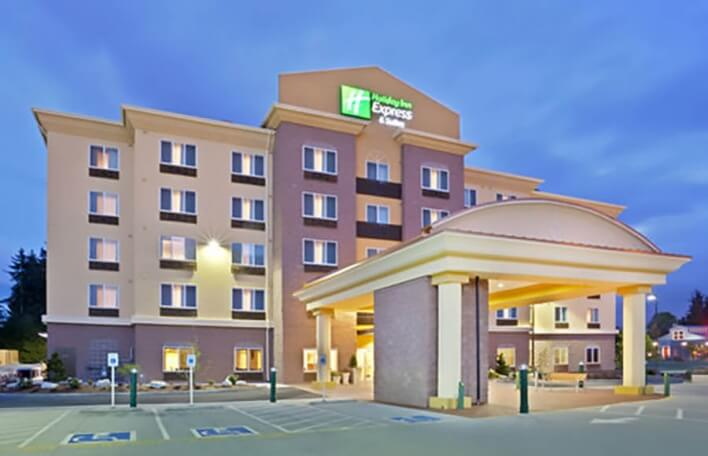 Holiday Inn Express and Suites Lynnwood Washington