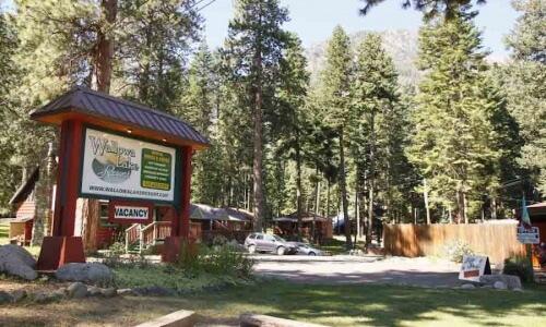 Wallowa Lake Resort Joseph Oregon