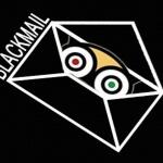 Black envelop opening with TripAdvisor owl peeking out