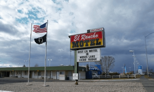 El Rancho Hotel Moses Lake Washington