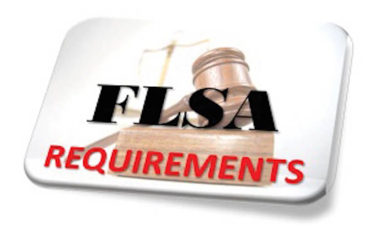 FLSA requirements