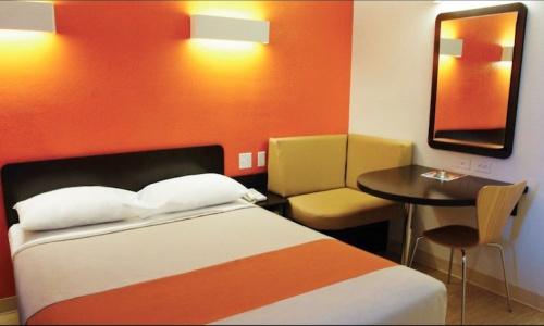 Motel 6_Mcminnville_room 2