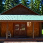 Lochsa Lodge Cabin