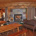 Lochsa Lodge Dining Room