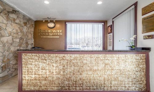 Rodeway Inn - Hermiston - Lobby