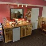 Rodeway Inn Spokane Breakfast
