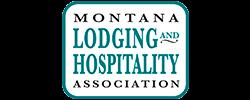 Montana Lodging and Hospitality Association Logo