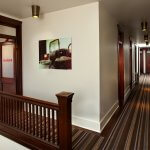Commodore Hotel Hallway