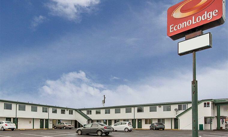 Econo Lodge Newport Oregon Exterior