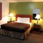 River View Motel, interior room