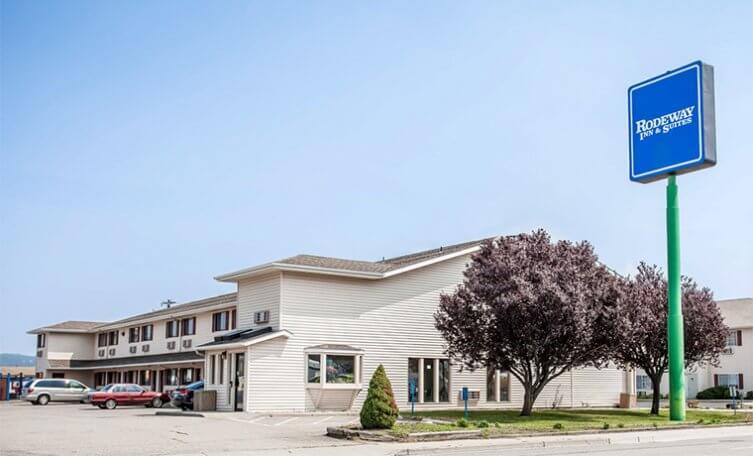 Rodeway Inn & Suites Spokane, WA