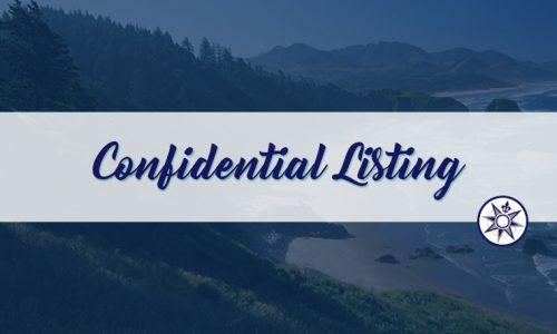 Confidential Listing