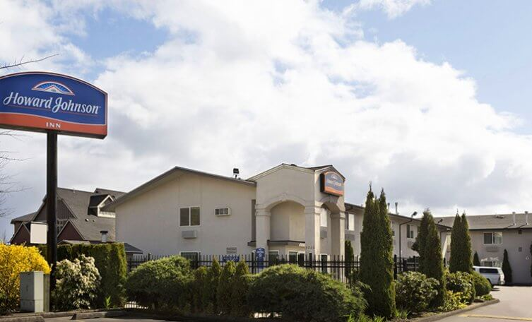 Howard Johnson Inn, Salem, Oregon