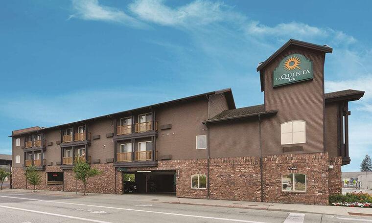 La Quinta Inn & Suites Sandpoint Idaho Exterior