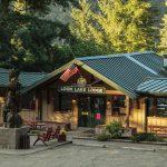 Loon Lake Lodge Front Entrance