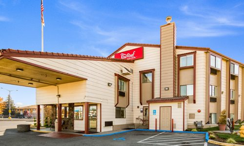 Red Roof Inn & Suites Medford