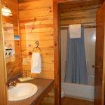 Lochsa Lodge Interior Cabin
