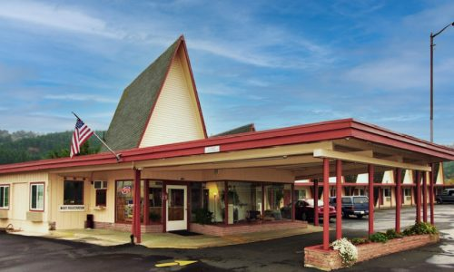Ranch Motel Oakland Oregon