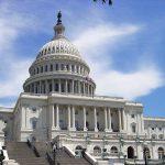 US Capitol Building Exterior