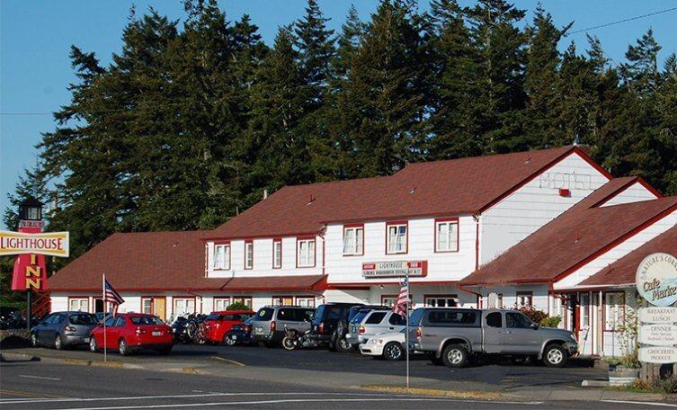Lighthouse Inn, Florence Oregon