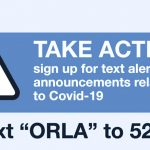 ORLA Take Action