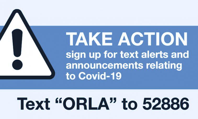 ORLA Take Action